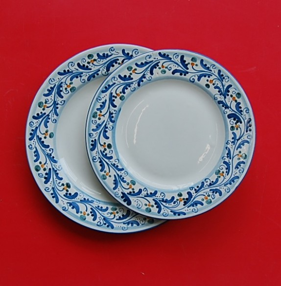 Oggetti Ceramica Di Caltagirone.Oggetti Cucina Servizio Piatti Siad Ceramiche Di Caltagirone