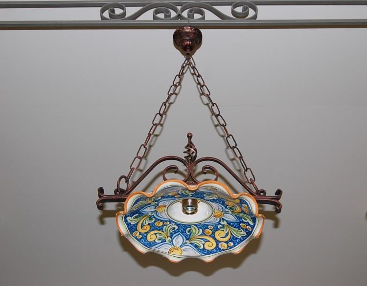 lampadari rustici ceramica : Lampadari Cucina In Ceramica: Lampadari more information. Lampadario ...