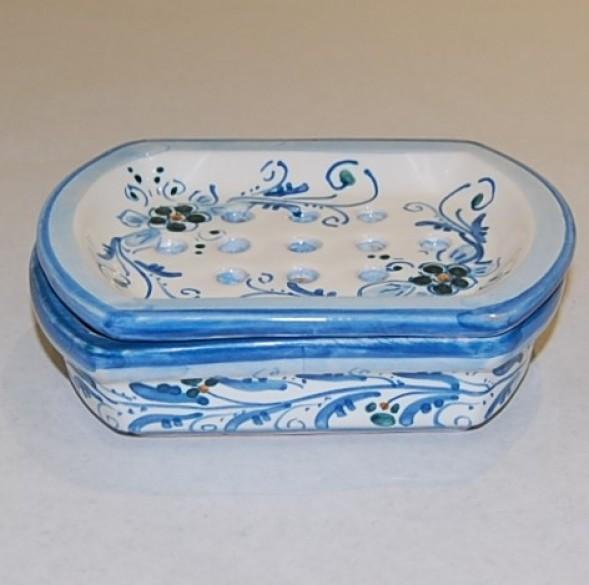 Accessori Bagno In Ceramica Decorata.Oggetti Vari Accessori Bagno Siad Ceramiche Di Caltagirone