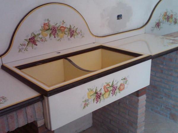 Cucine in muratura di Caltagirone / Cucine in muratura - Siad ...